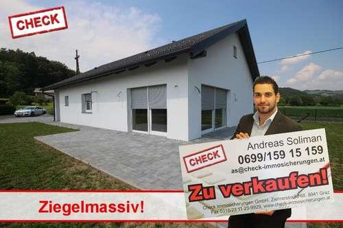 ERSTBEZUG! Moderner Neubau-Bungalow in Heimschuh