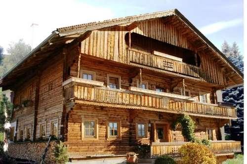 Bauernhaus aus Kitzbühel - DAS ORIGINAL !!