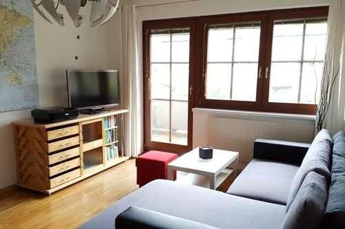Helle modern ausgestattete 74 m² mit Balkon