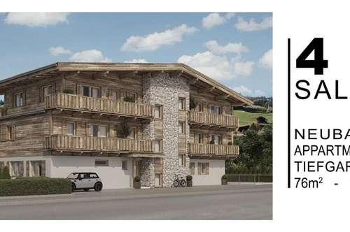 Wagstätt Residenzen Penthouse Top 04 - direkt an der Talstation I touristische Vermietung als Investment