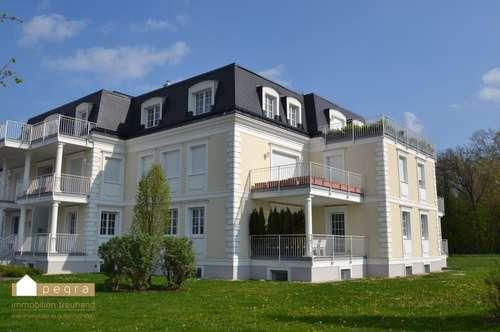 Wunderbare Terrassen-Wohnung mit Designer Küche, 2 PKW Abstellplätze im Wohnpark Fontana
