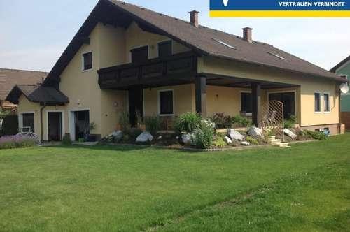 Ein-Zweifamilienhaus mit dem Extraplus an Platz!