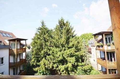 Zur Anlage oder selbst nutzen! OHNE PROVISION! Terrasse! Traumhafte DG-Maisonette!