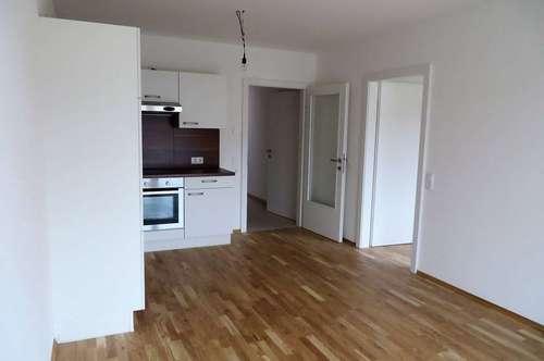 Moderne 2-Zimmer Neubauwohnung mit Balkon, Nähe LKH!
