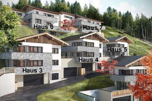 Neubau - Haus 3 - Top 2 - Geförderte Eigentumswohnung in Eben - 70 m²