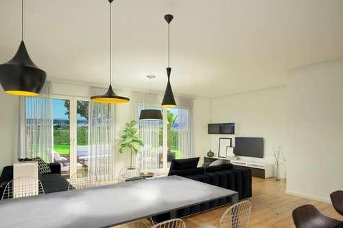 Provisionsfreies Reihenhaus: Dachterrassen-Traum auf 3-Ebenen mit Rund-Um-Blick - U1 Oberlaa