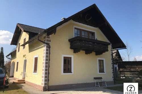 Mondsee/St. Lorenz: 4-Zi.-DG.-Wohnung in 2-Fam.-Haus