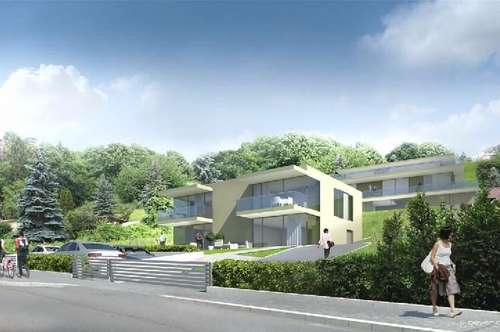 Extravagantes Doppelhaus in GRÜNRUHELAGE
