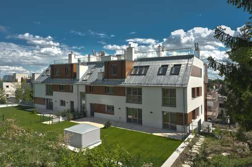 Wilhelminenberg- exklusive 3-Zimmer Gartenwohnung mit Hobbykeller