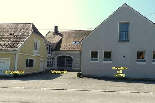 Betriebs-und Wohnliegenschaft, Nähe Bad Füssing - Geinberg