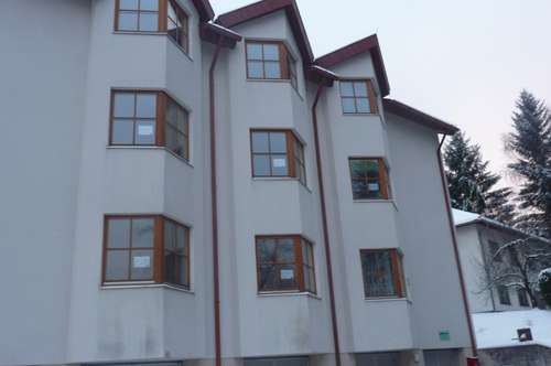 Geförderte Genossenschafts-Wohnung in Miete