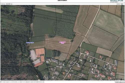 Ackerfläche Eberndorf