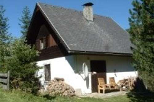Kleines verträumtes Haus 50m hinter der Nockalmbahn