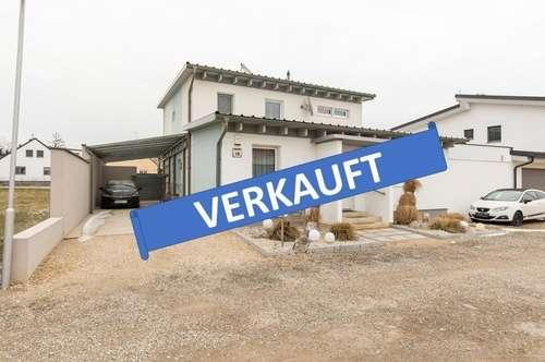 """VERKAUFT!  Modernes Wohnhaus für """"Jung und Alt"""""""