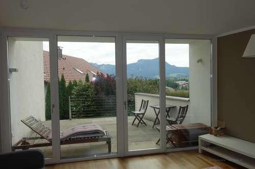 2-Zimmer-Wohnung mit Terrasse in Bestlage