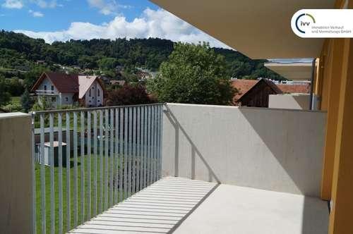 Neuwertige 4 Zimmer Wohnung mit sonnigem Balkon - Kärntner Straße 538 / Graz Seiersberg - Top 23
