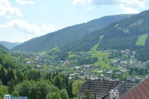 Ferienwohung Bad Kleinkircheim - beste Lage mit Blick ins Tal - fast direkt an der Skipiste -
