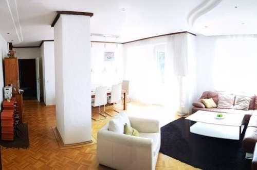 Graz-Wetzelsdorf, absolut ruhige Lage, 3-Zimmer-Wohnung mit Carport