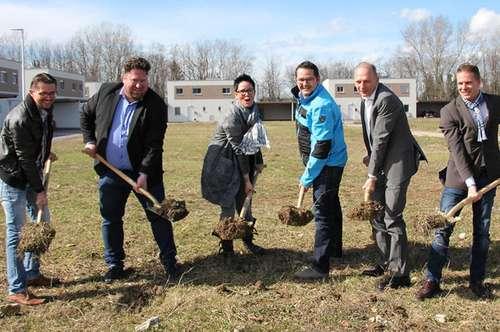 Baustart erfolgt im Wohnpark Leithahafen! Jetzt 6.000€ sparen!