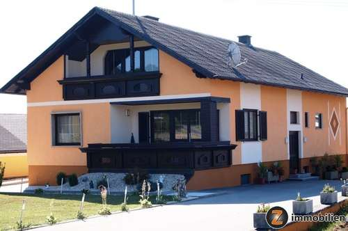 Geräumiges Haus in ruhiger Aussichtslage!