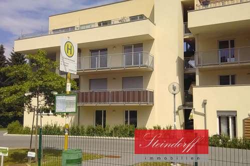 Provisionsfreie, helle 3 Zimmer Wohnung mit großem Westbalkon in Puntigam