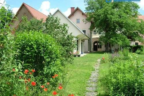 Idyllisches Stadthaus mit großem Garten