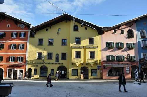Luxus Wohntraum in Kitzbühel