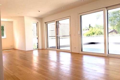 Erstbezug in Aigen! Tolle 3-Zi-Wohnung mit XL-Terrasse - Jetzt besichtigen!