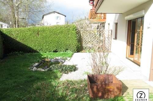 Seekirchen: Entzückende 2-Zi.-Gartenwohnung in zentraler Lage