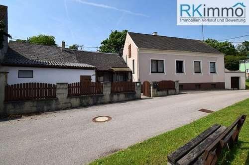 Schöner Eigengrund mit Landhaus in 2223 Hohenruppersdorf
