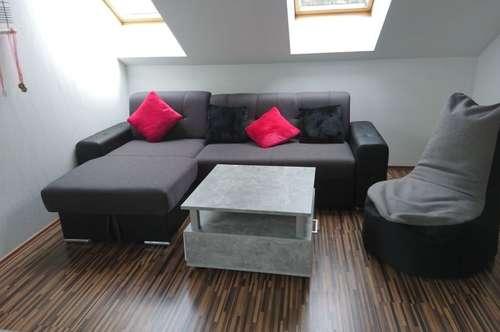 STIXNEUSIEDL 2-3 Zimmer Neubau + Einbauküche + Terrasse + VOLL MÖBLIERT mit Fernsicht