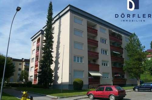 Feldkirchen/St. Ruprecht - Helle 3-Zimmer-Wohnung mit Panoramablick