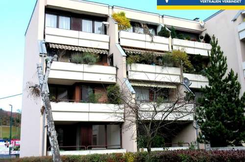 Perfekte 3-Zimmer Wohnung in Grünlage mit 2 Loggien