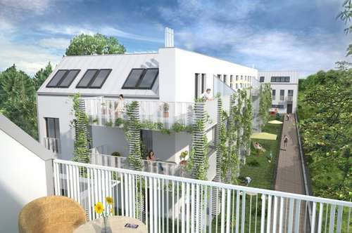 tolles Neubauprojekt - erstklassige Dachgeschosswohnung