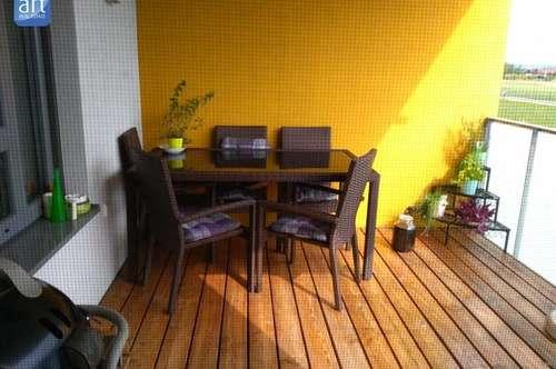 Helle, sonnige Wohnung in Tumeltsham zu verkaufen