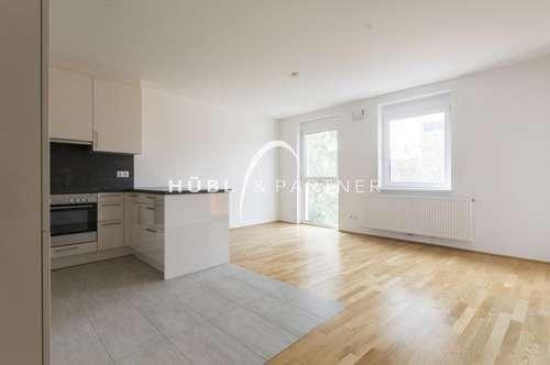 Schicke 2-Zimmer Wohnung mit Loggia in U3 Nähe