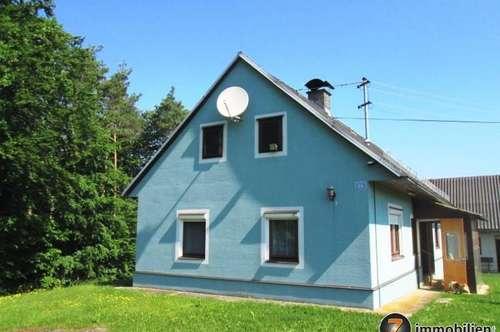 Südburgenland: Nettes Einfamilienhaus in sonniger Aussichtslage