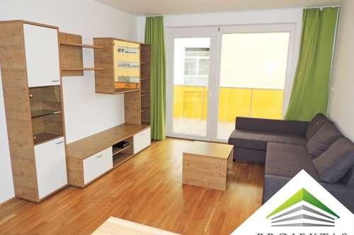 Sofort einziehen! Vollmöblierte 3 Zimmer Wohnung - Nähe Medizinuni & FH Linz!