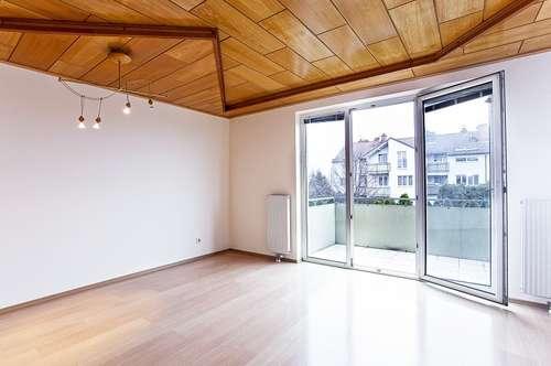 3-Zimmer-Neubau mit Balkon Grünruhelage, zw. Baden und Wr. Neustadt