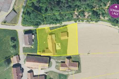 Großzügiges Baugrundstück in Aschau am Ottersbach ...!