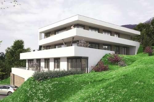 Erstbezug in Lans! Geräumige 2-Zimmer-Neubauwohnung mit unverbauter Aussicht!