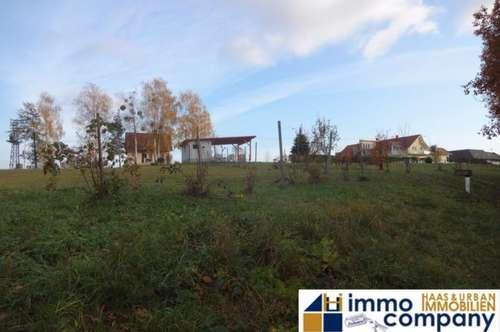 Sonniges Baugrundstück im Apfeldorf Kukmirn (ca. 3700 m²)