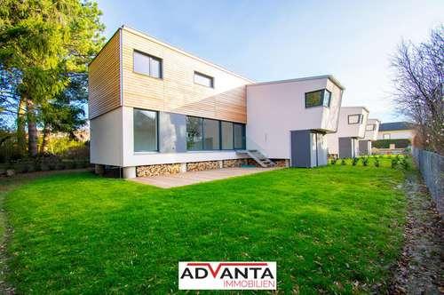 Architektenreihenhaus mit 173m² Garten