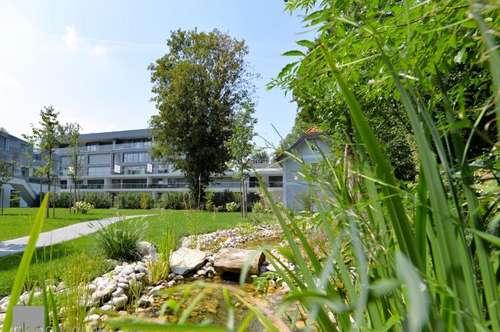 Neu & bezugsbereit: Moderne Traumwohnung mit Parkblick in Nonntal