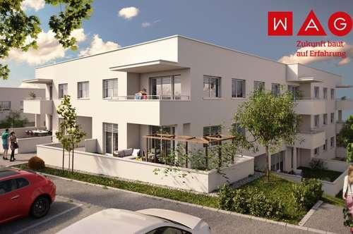 Geförderte Eigentumswohnung am Wagnerberg - sehr helle, sonnige Wohnung mit geringen Betriebskosten jetzt provisionsfrei sichern!