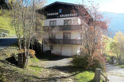 Pension mit 1.550 m² GF, Mallnitz