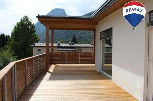 2-Zi-Penthouse mit riesen Dachterrasse und Festungsblick in Kufstein zu mieten