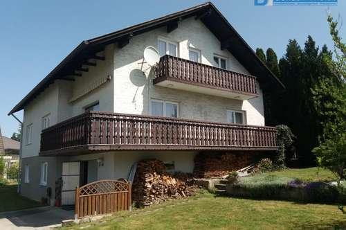 Großzügiges Einfamilienhaus mit einzigartigen Bergblick