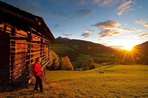 Erholung pur im naturbelassensten Tal Europas