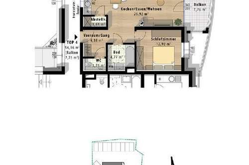 Eigentumswohnung  in der Ferienregion Ramsau/Hippach/Mayrhofen